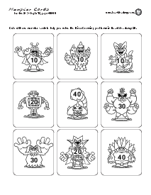 Monster Cards: Practice p. 98-99 Thumbnail